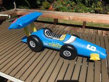 Mark Donahue, Roger Penske, 1972 Sunoco McLaren Inflatable Toy Indy 500 Winner!