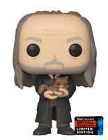 Harry Potter Filch & Mrs Norris Yule Pop! Vinyl Figure NYCC 2019 Exclusive #101