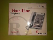 RadioShack Four-Line Intercom Telephone (43-456B)