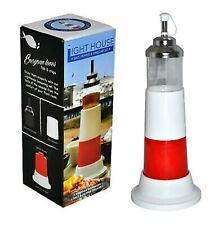 10 x phare Sel Poivre Shaker & vinaigre Set CAFE RESTAURANT PUB vrac acheter UK