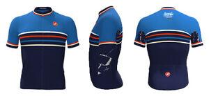 Castelli Cycling Jersey Chiltern 100 S, L,