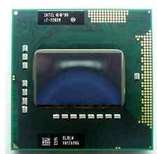 Intel Core Mobile Extreme Edition i7 920XM 2 GHz 4-Core Processor Socket G1 CPU