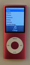 Apple iPod nano 4th Generation Pink (16 Gb) Working