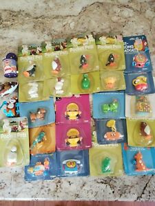 Tomy Wind up Toys, Most NIW Pocket Pets,Pac Man and many more Lot of 26 See pics