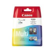 Canon Pg-540/cl-541 Multi Pack Nero Ciano Giallo Cartuccia D'inchiostro (canon