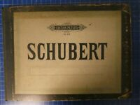 Schubert C Dur Symphonie Edition Peters No.127 Noten B26543