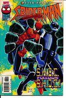Peter Parker Spider-Man #76 Morbius, 1st app Crown Hunger, John Romita 1997