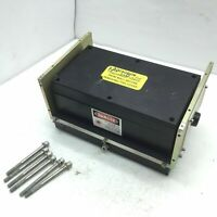 Lee Laser Head 010353-001 Yag Pumping Chamber *Bad Lid & Rod* See Pictures