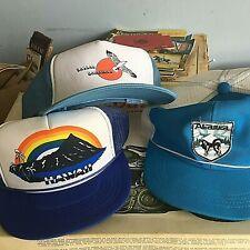 Vintage Cap Lot of 3: Alaska, Hawaii, and Nassau Bahamas, 1980's. You gEt all 3!