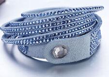 Blue Statement Fashion Bracelets