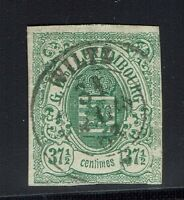Luxembourg Scotts# 11 - Used - Lot 011816
