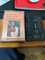 WHITNEY HOUSTON Cassette Tape
