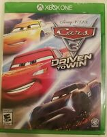 XBOX ONE XB1 CARS 3: DRIVEN TO WIN BRAND NEW SEALED FREE S/H MICROSOFT