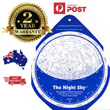 The Night Sky Planisphere for the Southern Hemisphere by David Chandler - Astro