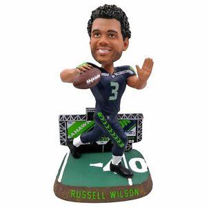 Russell Wilson Seattle Seahawks Scoreboard Special Edition Bobblehead NFL