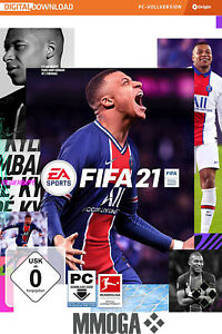 FIFA 21 Key - Standard Version - PC EA Origin Spiel Download Code - Global