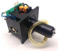 GSI Lumonics LTD E68C1391B Rev 5 JK 700 Laser Shutter Terminal Card W/ Beam Dump