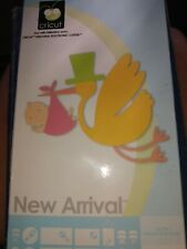 NEW ARRIVAL Cricut Cartridge -  PHRASES - BABY - BABY SHOWER - TOYS