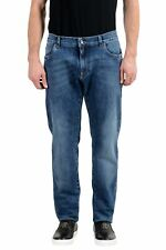 Dolce & Gabbana Blue Men's Straight Leg Jeans US 40 IT 56