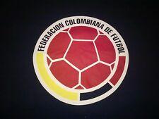 Camiseta Adidas Colombia: Federación gafete de futbol, tamaño L (grande)