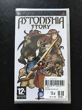 ASTONISHIA STORY, PSP PAL FR, neuf sous blister
