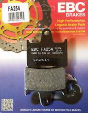 EBC/FA254 Brake Pads (Rear) - Suzuki GSX1400, GSXR1000 K1-K6, GSXR600/750 K4-K5