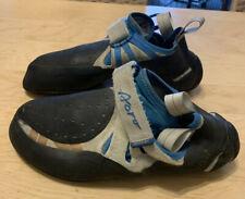 Butora Acro Rock Climbing Shoes Blue Size 11.5