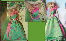 BARBIE SIMPLY CHARMING 2001 AVON caucasica
