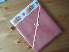 Handmade Baby bedding Pr Terracota Flat Sheets & Winnie the Pooh & Friends Satin