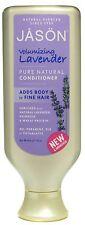 Jason Organic Volumizing Lavender Pure Natural Conditioner 473ml Body/volume