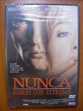 Nunca hables con extraños (Never Talk To Strangers)[DVD] Antonio Banderas, NUEVO