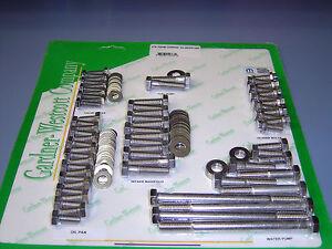 MOPAR SMALL BLOCK ENGINE BOLT KIT