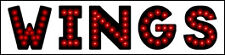 """NEW Generation WINGS open LED neon SIGN LED 21"""" X 5"""""""