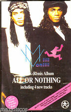CAS - Milli Vanilli - All Or Nothing - The US Rmx (BMG SPAIN ORIG.1989) SEALED