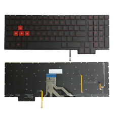 New listing For Hp Omen 15-Ce011Dx 15-Ce015Dx 15-Ce018Dx 15-Ce019Dx Us Keyboard Backlit tbs
