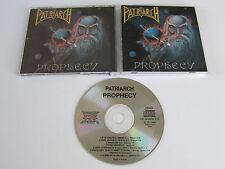PATRIARCH Prophecy CD 1990 RARE OOP POWER/THRASH ORIGINAL 1st PRESSING SHARK!!!