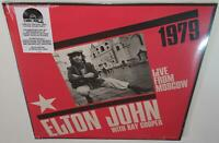 ELTON JOHN LIVE FROM MOSCOW 1979 (2019) BRAND NEW SEALED RSD LTD CLEAR VINYL LP