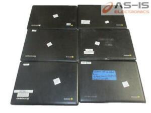 "*AS-IS* Lot of 6 Lenovo IdeaPad 100S 11"" Atom Z3735F 2GB 32GB SSD Chromebook"