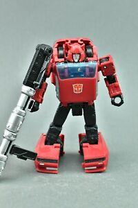Transformers Earthrise Cliffjumper Complete WFC