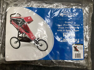 ADVANCE MOBILITY SPECIAL NEEDS BABY JOGGER GENUINE RAIN COVER FREEDOM STROLLER
