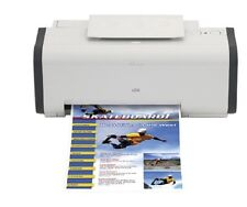 Canon i250 Bubble Jet A4 USB Colour Inkjet Printer i250 250 8550A001 W/Inks V2G