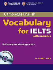 Cambridge Vocabulary for IELTS Book with Answers & Audio CD (NEW BOOK) Paperback