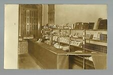 St. Louis MISSOURI RP 1911 INTERIOR STATIONARY STORE Paper Tablets Ephemera