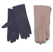 Gloves Men's Parade Winter Dress Nylon Snaps Size M Gray L Black TTN848