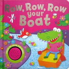 Kids/Baby sound book Row Row Row your boat