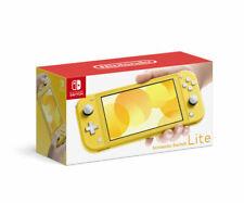 Nintendo Switch Lite Console - Yellow