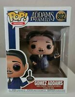 Funko Pop! MOVIES Gomez Addams #802 The Addams Family Collectible Vinyl Figure