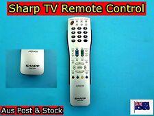 Sharp Television TV Remote Control Replacement GA887WJSA **Brand NEW** (C10)