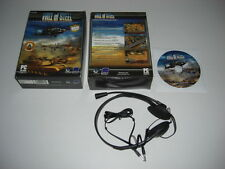 WILL OF STEEL with Headset Pc Cd Rom BOXED - FAST DISPATCH