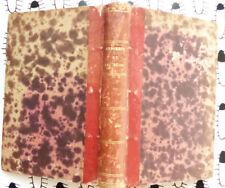ALFRED MAURY LE SOMMEIL ET LES REVES  DIDIER et Cie 1862